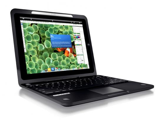 Корпус с клавиатурой для iPad