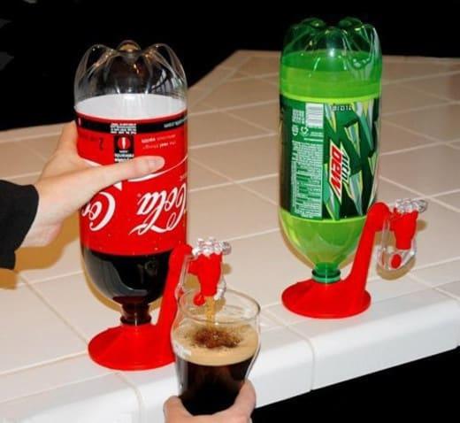 Диспенсер для газированных напитков