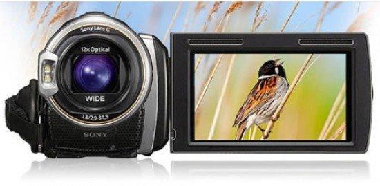 HD-видеокамера Sony со встроенным проектором