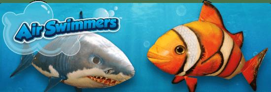 Воздушные рыбы