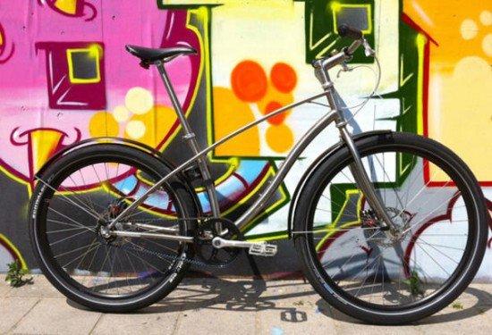Велосипеды Paul Budnitz