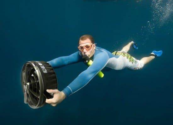 Винт для подводного плавания Bladefish 7000