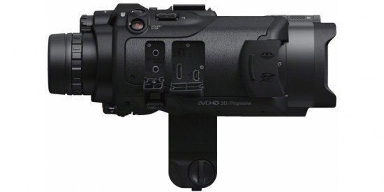 Цифровой бинокль с видеокамерой Sony