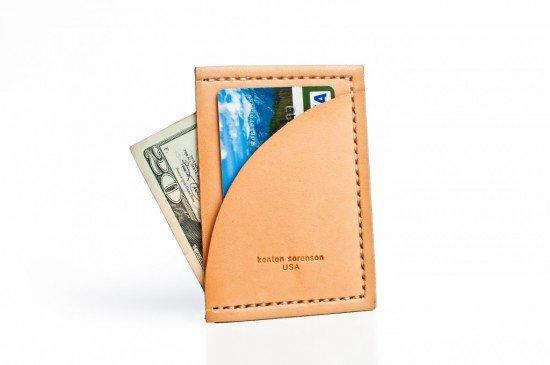 Бумажник для переднего кармана пиджака