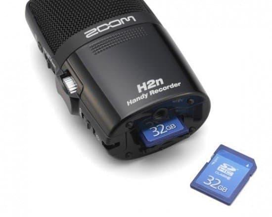 Портативный микрофон H2n