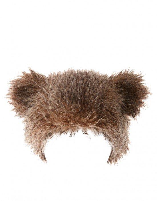 Медвежья шапка от ASOS