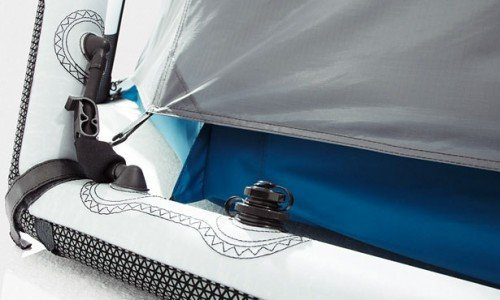 Надувная палатка Cave Tent