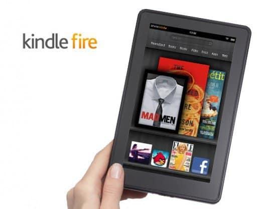 Планшет Kindle Fire