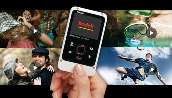 Водонепроницаемая видеокамера KODAK PLAYFULL