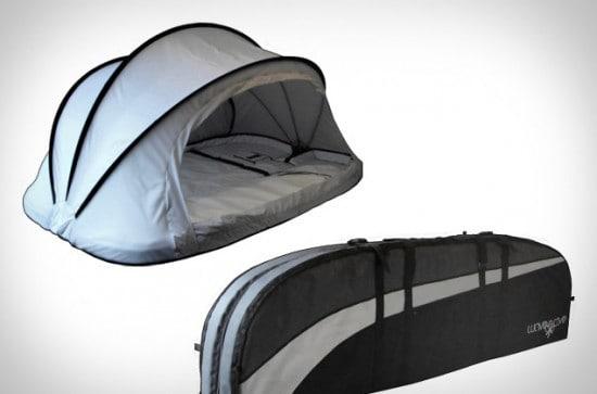 Сумка-палатка для серфингистов