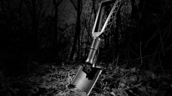 Складывающаяся лопата Gerber E-tool