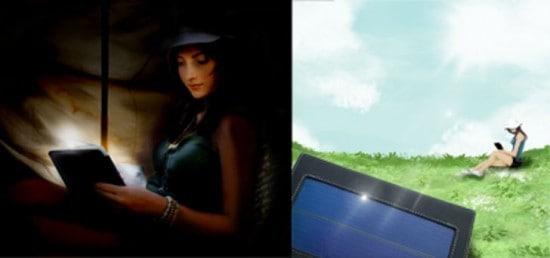 Чехол с подсветкой SolarKindle