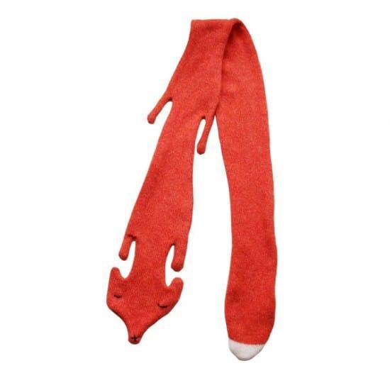 Шарф «Рыжая лиса»