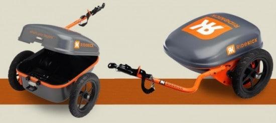 Трейлер-мотор для велосипеда Ridecick