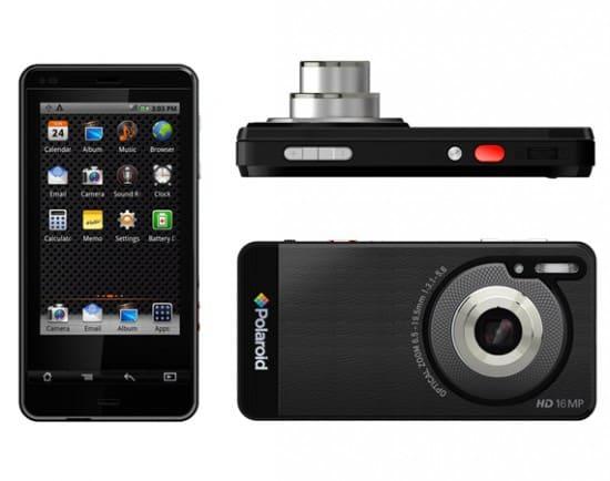 Смарткамера на базе Андроид Polaroid SC1630