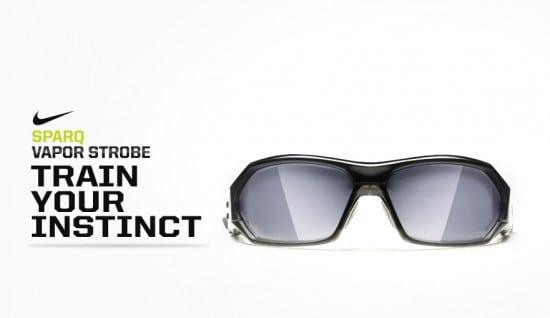 Очки для спортивной тренировки Nike SPARQ Vapor Strobe