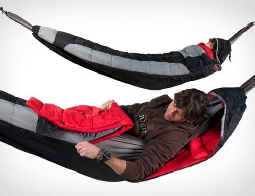 Спальный мешок – гамак