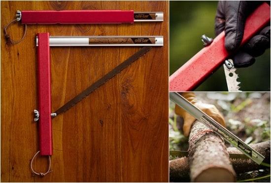 Туристическая складная пила-ножовка Sven