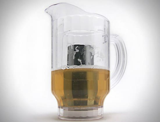 Охлаждающий кувшин для пива