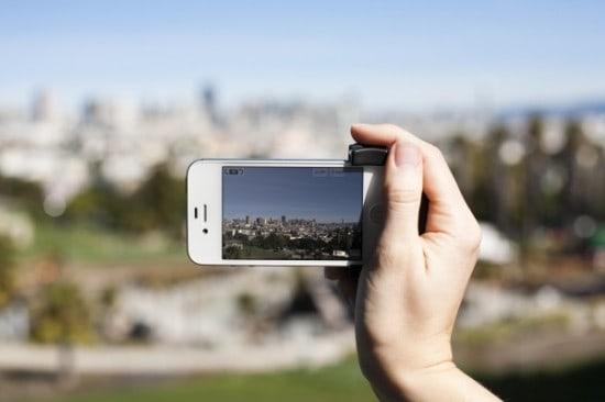 Захват для съемки фото и видео на iPhone