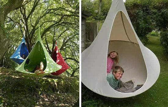 Cacoon swing chair