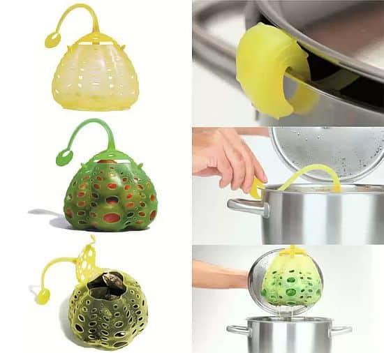 Silicone FoodPod