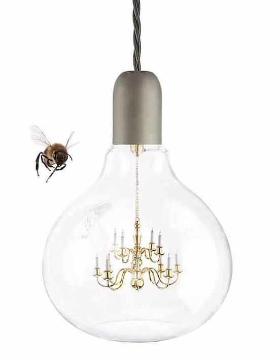 lamp King Edison