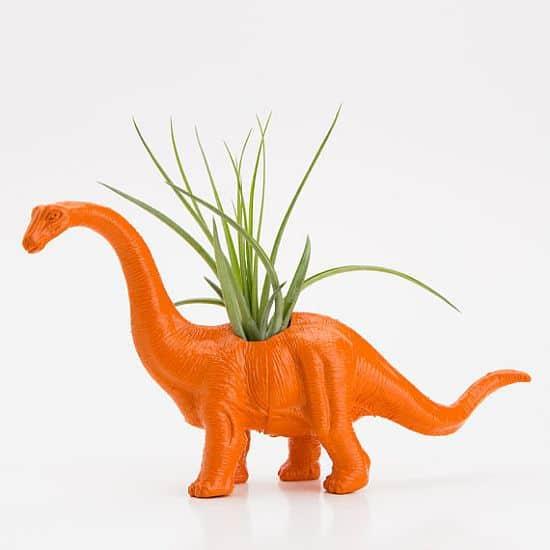 Dinosaur Planters