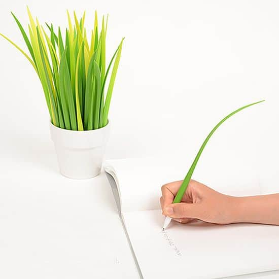 Pooleaf- Grass Leaf Pen