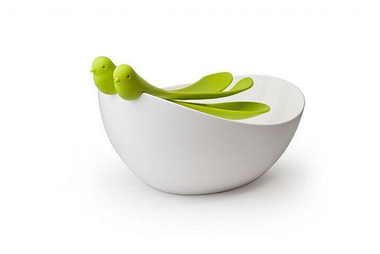 Sparrow Salad Bowl - Qualy