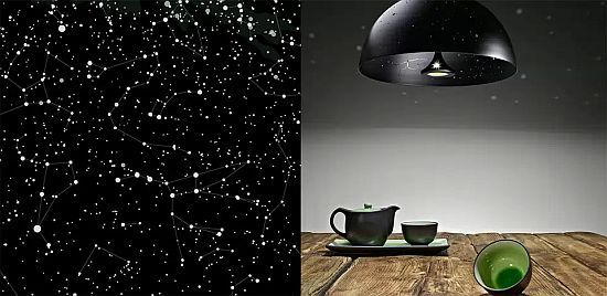 Starry Light Lamps Anagraphic