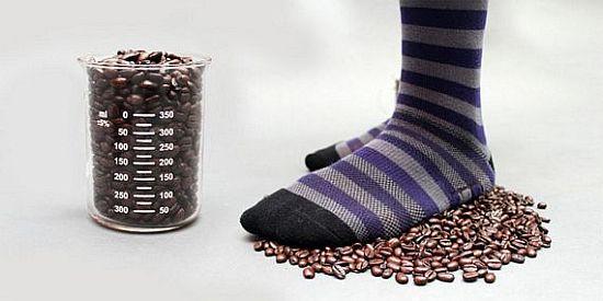 The Atlas Coffee Socks