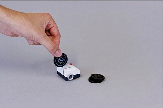 Tiny Instagram Projector