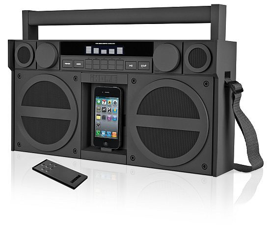iHome FM 30-Pin iPo iPhone Speaker Dock