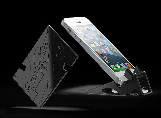 iPhone Pocket Tripod