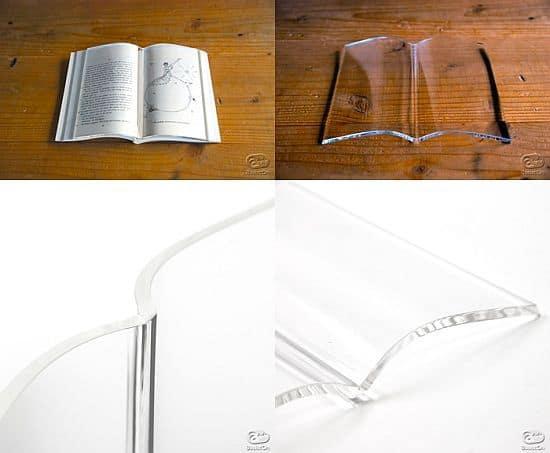 'Book on Book' Bookmark