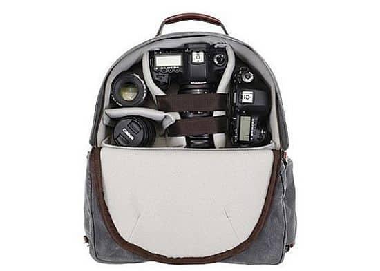 Bolton Street Camera Backpack