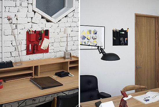 Paperage Wall Organizer