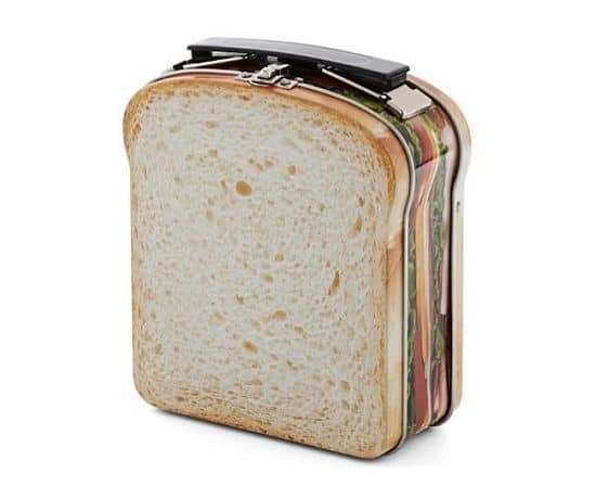 School Sandwich Box
