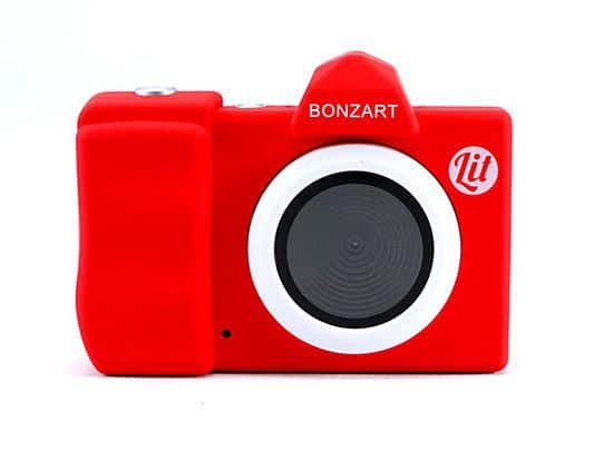 Bonzart Lit Mini LCD Digital Camera