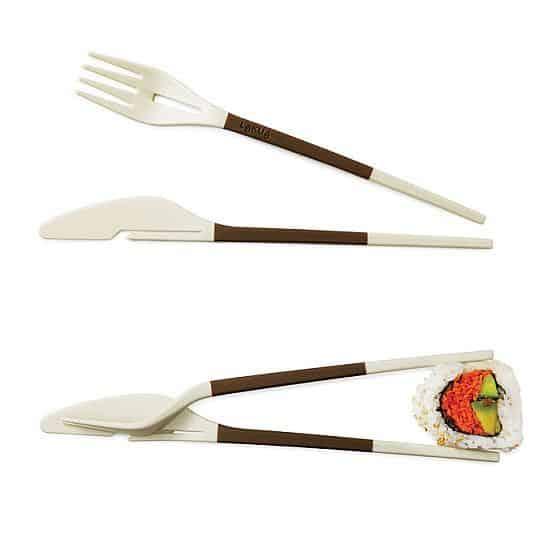 FORK-KNIFE CHOPSTICKS