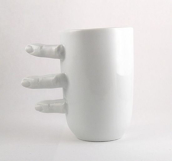 Fingers Mug