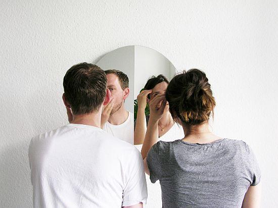 Зеркало 180