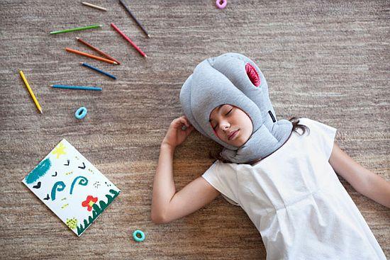Подушка для детей «Страус»