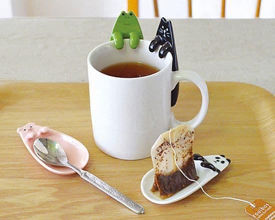 ANIMAL TEA BAG TRAY
