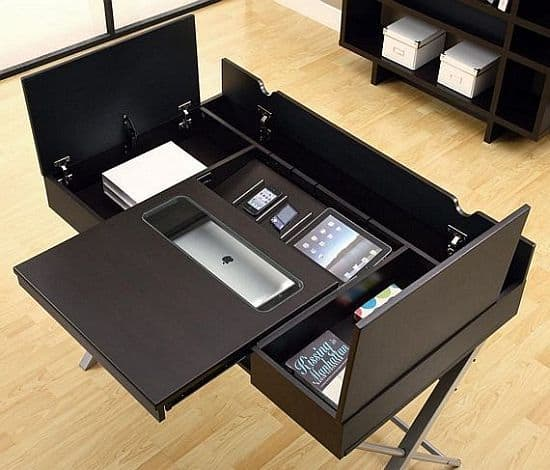 Connect-It Tablet Desk