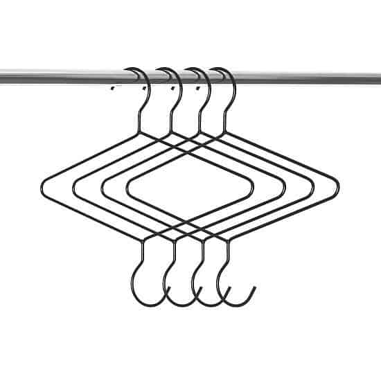 DUO Hanger Set of 10