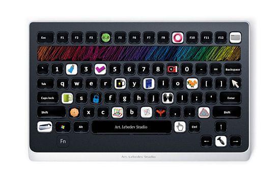 Optimus Keyboard  Popularis