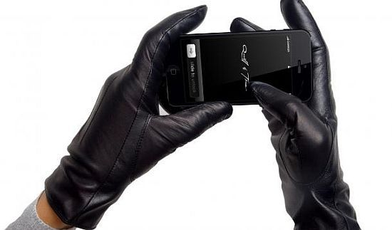 Quill & Tine Touchscreen Gloves
