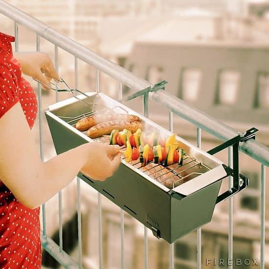 The Balcony BBQ